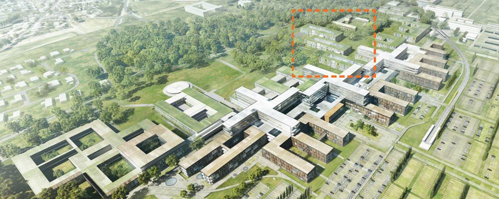 Exigos Dashboards halfen dem Vejdirektoratet beim Bau des neuen Gesundheitscampus an der Aalborg Universität