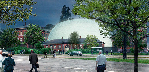 Das Neue Naturkundemuseum nutzt die Exicute Cloud Platform